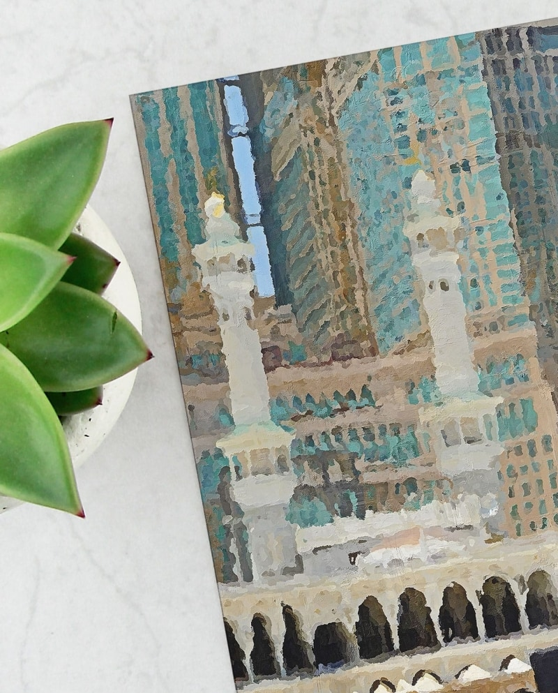 Wall Art Mecca – The City That Never Sleeps