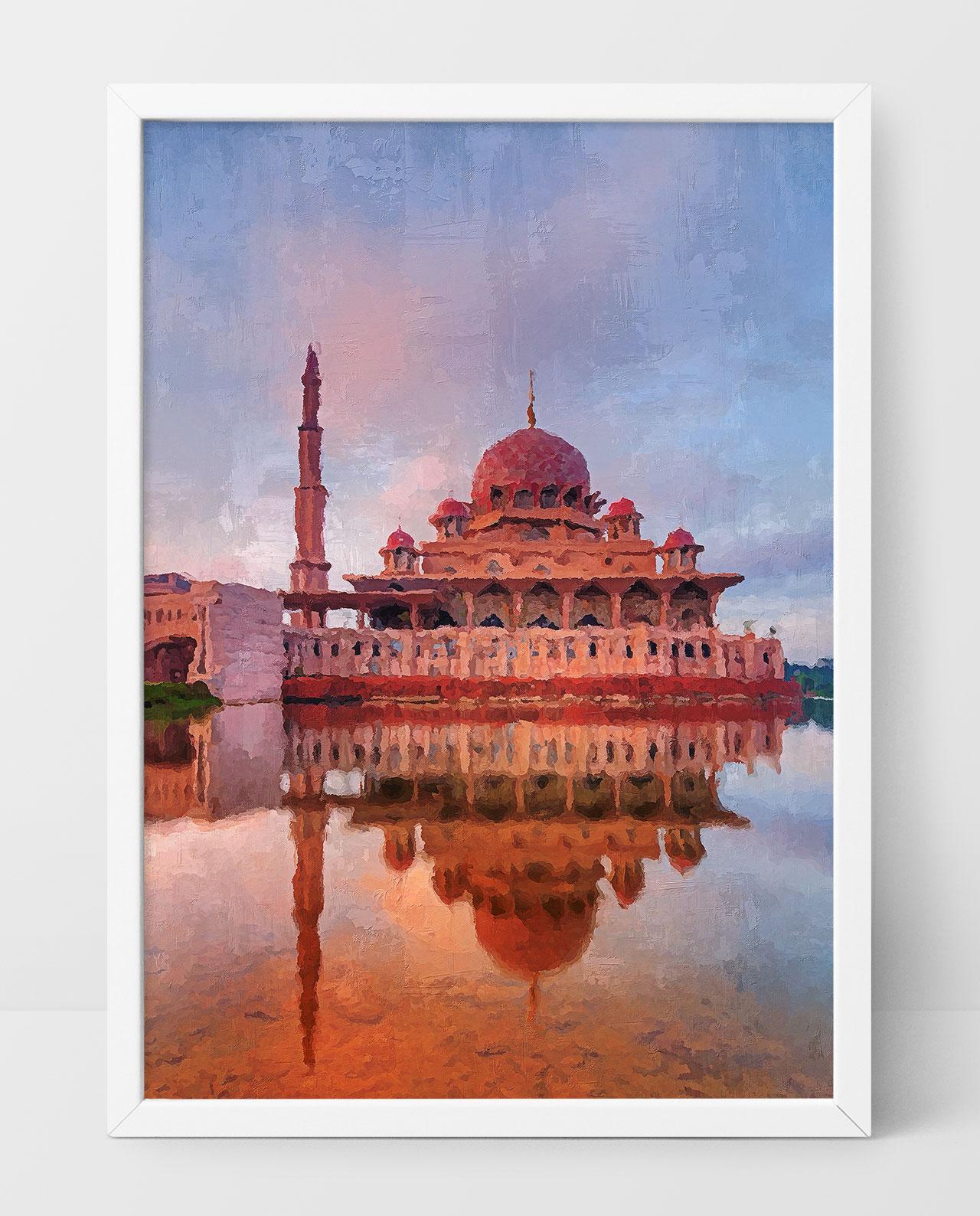 Wall Art The Putra Mosque